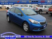 2014 Kia Forte LX This Kia Forte is Herrnstein Hyundai
