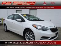 LX trim, Snow White Pearl exterior and Gray interior.