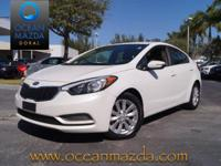 *ONE OWNER* and *CLEAN CARFAX*. Welcome to Ocean Mazda!