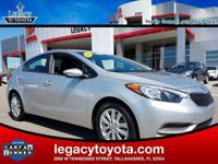 CARFAX One-Owner. Clean CARFAX. 2014 Kia Forte LX