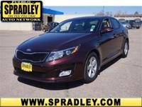 This 2014 Kia Optima LX is offered to you for sale by