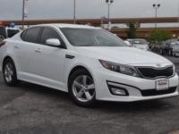 2014 Kia Optima 4dr Car LX Our Location is: Allen