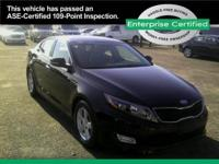 2014 Kia Optima 4dr Sdn LX 4dr Sdn LX Our Location is: