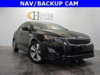 CARFAX One-Owner. *Rear Backup Camera*, Optima Hybrid