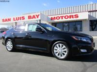 Options:  2014 Kia Optima Ex|For More Information Call