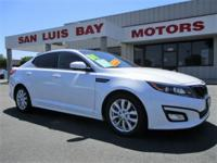 Options:  2014 Kia Optima Ex|For More Information On