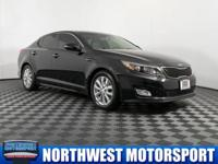 Clean Carfax Two Owner Sedan with Bluetooth!  Options:
