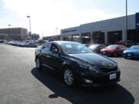Safe and reliable, this Used 2014 Kia Optima EX makes