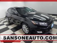 *KIA CERTIFIED*, *ONE OWNER*, *CLEAN CAR FAX*, *LEATHER
