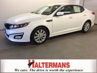 Optima EX and FWD. Power To Surprise! Hey! Look right