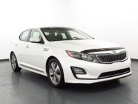 2014 Kia Optima Hybrid 2.4L I4 MPI Hybrid Electric