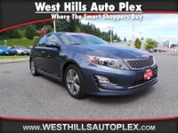 OPTIMA EX HYBRID 4D SEDAN  Options:  Navigation System