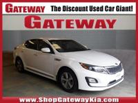 KIA CERTIFIED, CLEAN CARFAX..NO ACCIDENTS!, BLUETOOTH