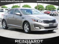Looks Fantastic! Carfax One Owner! Keyless Entry, and