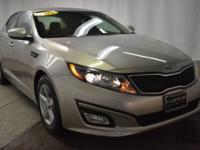 This outstanding example of a 2014 Kia Optima LX is