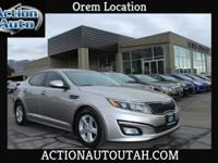 2014 Kia Optima LX! -Clean Title -1 Owner -Bluetooth