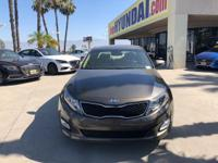This 2014 Kia Optima LX is proudly offered by Hyundai