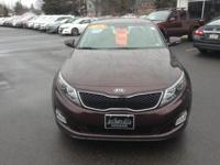 Northwoods Nissan is excited to offer this 2014 Kia