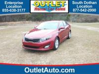 Outlet Rental Car Sales is excited to offer this 2014