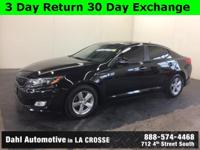 Just Reduced! 2014 Kia Optima LX CARFAX One-Owner.