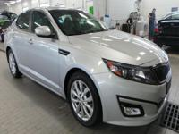 Familiarize yourself with the 2014 Kia Optima Lx!!