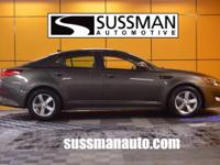 Options:  2014 Kia Optima Lx|Contact Marty Sussman Kia