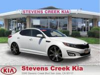Options:  2014 Kia Optima Lx Sedan|White|4-Cyl 2.4