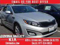 SPRING SAVINGS EVENT! Optima Recent Arrival! Clean