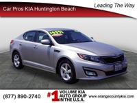 Kia CERTIFIED*** All the right toys!!! Just Arrived!!!