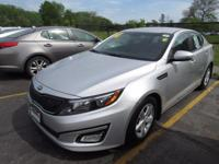 2014 Kia Optima LX CLEAN CARFAX, ONE OWNER, EXCELLENT