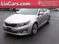 CARFAX 1-Owner! This 2014 Kia Optima SX, has a great