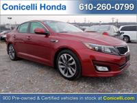 THIS Optima IS PRICED BELOW MARKET! -ONE OWNER- -GREAT