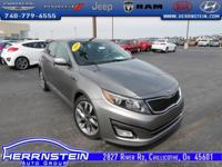 2014 Kia Optima SX This Kia Optima is Herrnstein