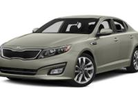 Options:  2014 Kia Optima Sx|Miles: 41674Color: