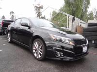 Options:  2014 Kia Optima Sx Turbo Is Offered By