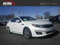 A few of this used Optima's key features include: