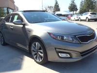 CARFAX 1-Owner, ONLY 36,450 Miles! GRAY exterior, SX