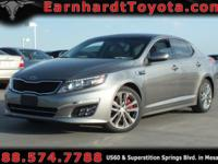 We are happy to offer you this *1-OWNER 2014 KIA OPTIMA