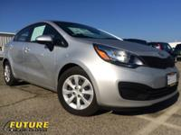 Low Miles This 2014 Kia Rio LX Save cash at the pump