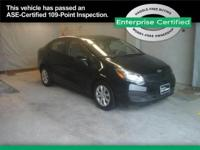 Kia Rio Looking for a compact vehicle This Rio provides