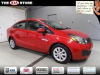 This 2014 Kia Rio LX is proudly offered by Kia Store