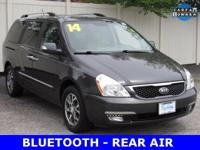 2014 Kia Sedona EX CLEAN CARFAX, ONE OWNER, EXCELLENT