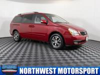 One Owner Minivan with Backup Camera!  Options:  Am/Fm