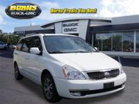 This 2014 Kia Sedona LX is proudly offered by Burns