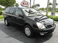 2014 Kia Sedona LX in Black, *All Routine Maintenance