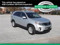 Kia Sorento Looking for a SUV but don't desire to blow