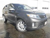 Get the BIG DEAL on this amazing 2014 Kia Sorento EX V6