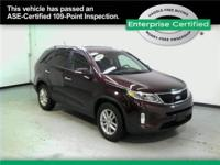 Kia Sorento Looking for a SUV but don't want to blow