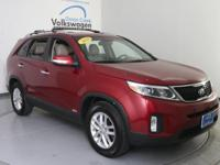 Options:  2014 Kia Sorento|Vin: 5Xyktda60eg469858|88K