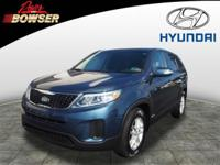 Buckle up for the ride of a lifetime! This 2014 Kia